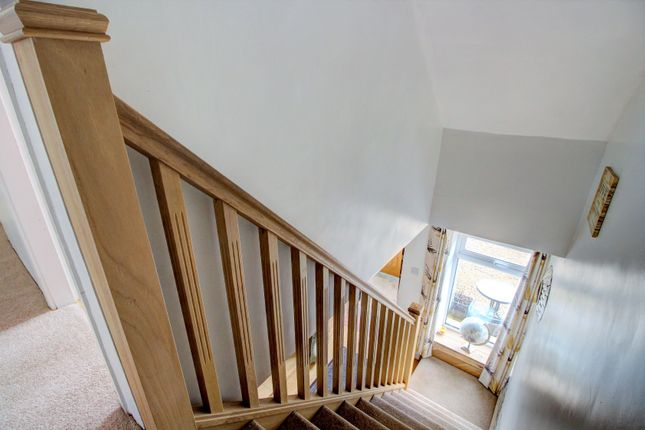 Stairs of 58, Leek Road, Buxton SK17