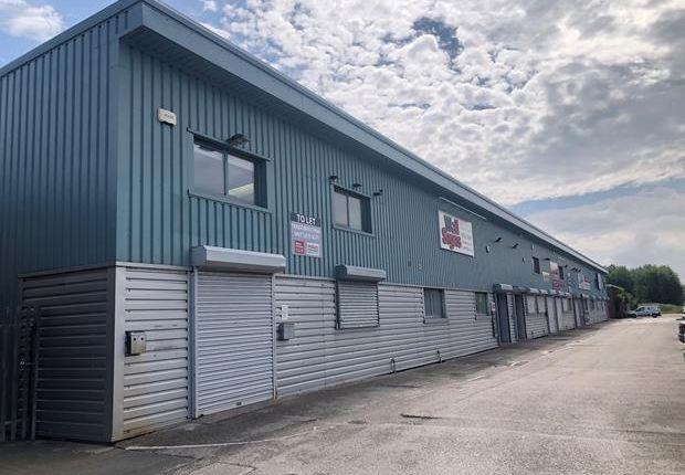 Thumbnail Industrial to let in Unit 1 Flint Trade Park, Holywell Road, Flint, Flintshire