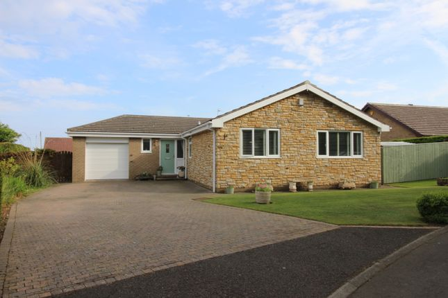 Thumbnail Bungalow for sale in Watershaugh Close, Warkworth, Morpeth