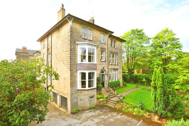 Thumbnail Flat to rent in Huntcliffe House, Otley Road, Harrogate
