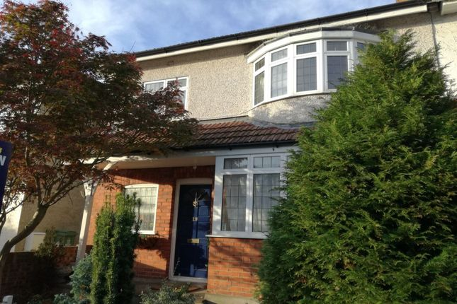 Thumbnail Semi-detached house to rent in The View, London