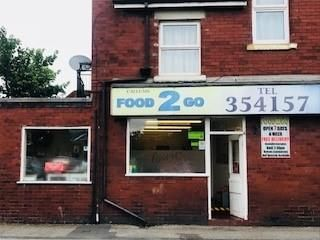 Thumbnail Restaurant/cafe to let in Food 2 Go, 2A Blackpool Road, Bispham, Lancashire