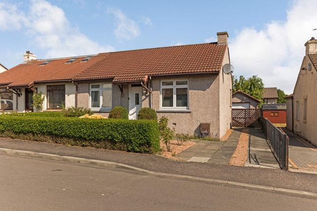 Thumbnail Semi-detached bungalow for sale in 54 Keir Street, Cowdenbeath