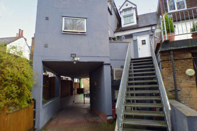 Exterior of Church Hill Road, East Barnet EN4