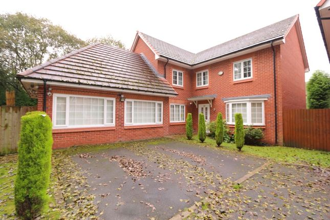Thumbnail Detached house for sale in Boothdale Drive, Audenshaw, Manchester