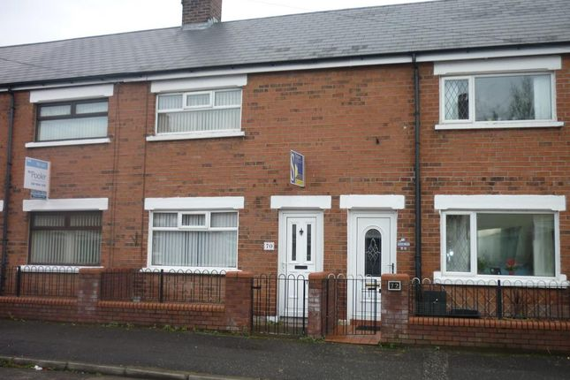 Thumbnail Terraced house to rent in Woodcot Avenue, Belfast