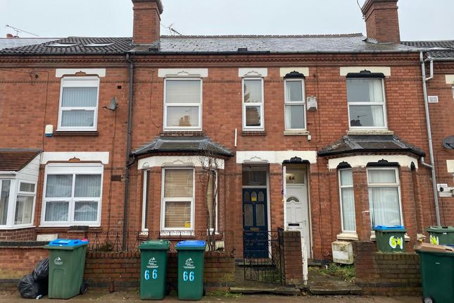 4 bed terraced house for sale in 66 St. Georges Road, Stoke, Coventry CV1
