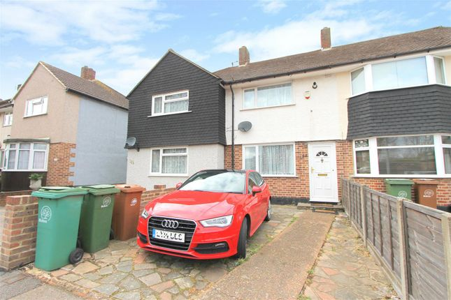 Thumbnail Terraced house for sale in Buckhurst Avenue, Carshalton