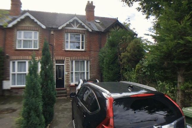 Thumbnail Terraced house for sale in Yorktown Road, College Town, Sandhurst