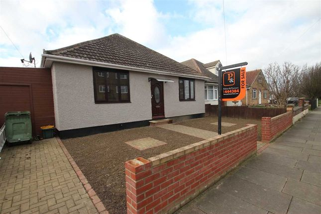 Thumbnail Bungalow for sale in Brighton Road, Holland-On-Sea, Clacton-On-Sea