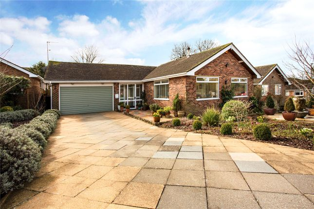 Thumbnail Detached bungalow for sale in Batts Drive, Henfield, West Sussex