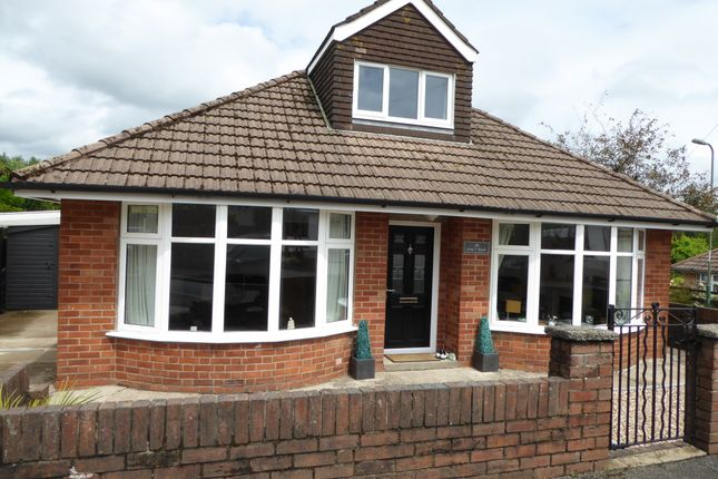 Thumbnail Detached bungalow for sale in Underwood, Caerphilly