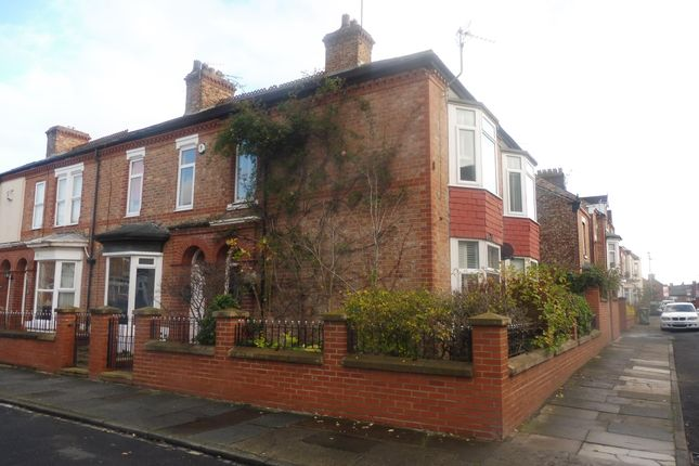 Thumbnail Property to rent in Walter Street, Stockton-On-Tees