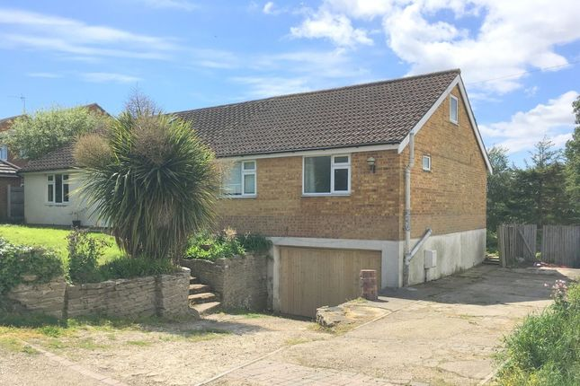 Thumbnail Detached bungalow for sale in Curtis Road, Parkstone, Poole