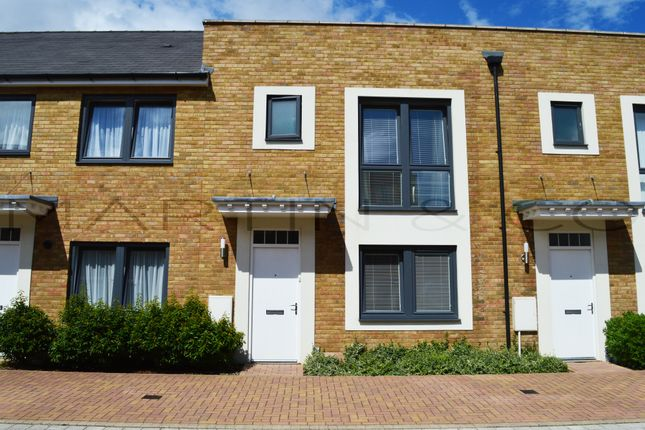 Thumbnail Terraced house to rent in The Fort, Rochester