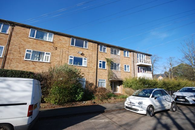 Thumbnail Flat to rent in Rugby Road, Leamington Spa, Warwickshire