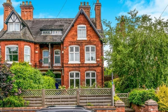 Thumbnail Semi-detached house for sale in Crescent Road, Stafford, Staffordshire