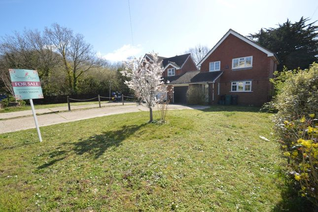 Thumbnail Link-detached house for sale in Rosemary Lane, Ryde