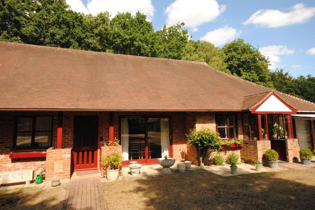 Thumbnail Bungalow for sale in Bagshot Road, Ascot