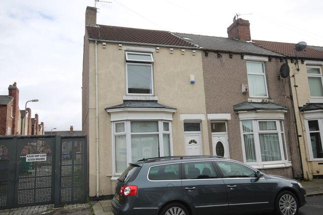Thumbnail Property to rent in Livingstone Road, North Ormesby, Middlesbrough