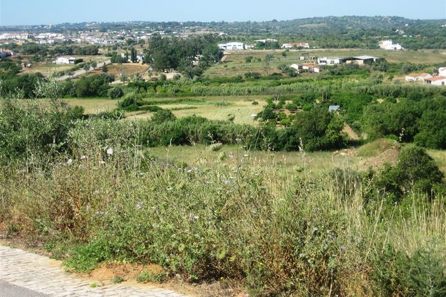 Land for sale in Arão, Mexilhoeira Grande, Portimão Algarve