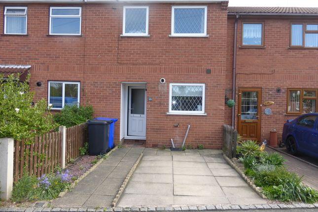Thumbnail Terraced house to rent in Fair Lea Close, Nottingham