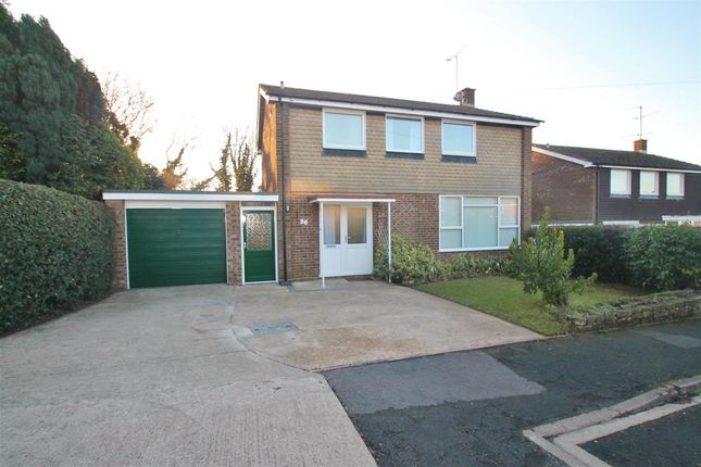 Thumbnail Detached house to rent in Poplars Road, Buckingham