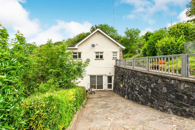 Thumbnail Detached house for sale in Glasllwch Lane, Newport