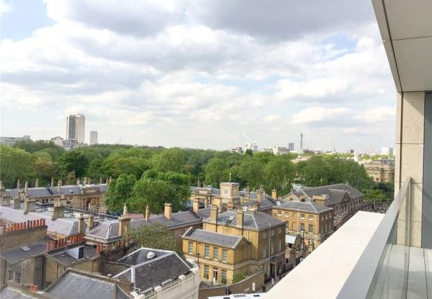 Thumbnail Flat for sale in Buckingham Palace Road, Victoria, London