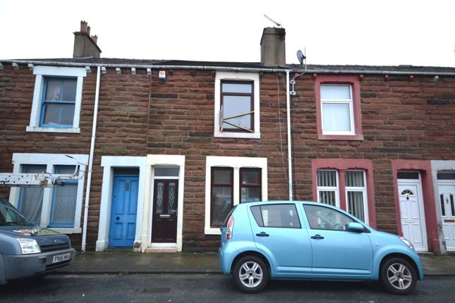 Thumbnail Terraced house to rent in Cumberland Street, Workington