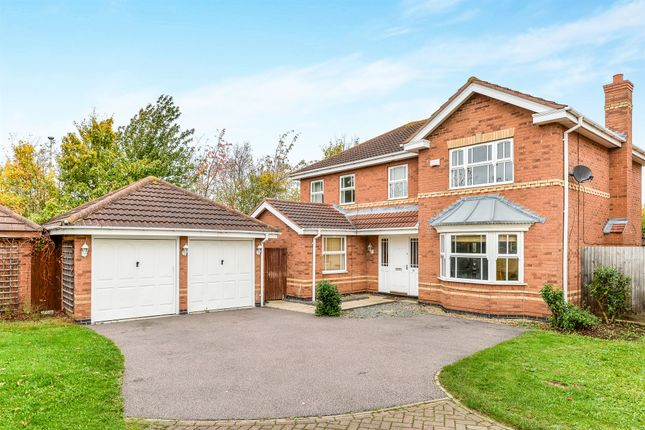 Thumbnail Detached house for sale in Lilleshall Drive, Elstow, Bedford
