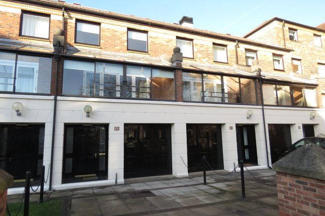 Thumbnail Town house to rent in Postern Close, York