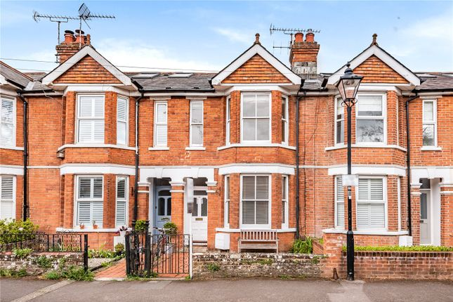 2 bed terraced house for sale in St. Faiths Road, Winchester, Hampshire SO23