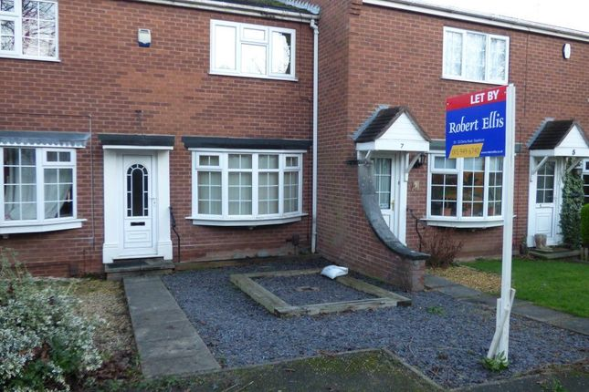 Thumbnail Terraced house to rent in Sunlea Crescent, Stapleford