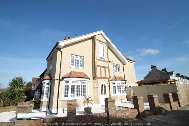 Thumbnail End terrace house for sale in Central Avenue, Gravesend