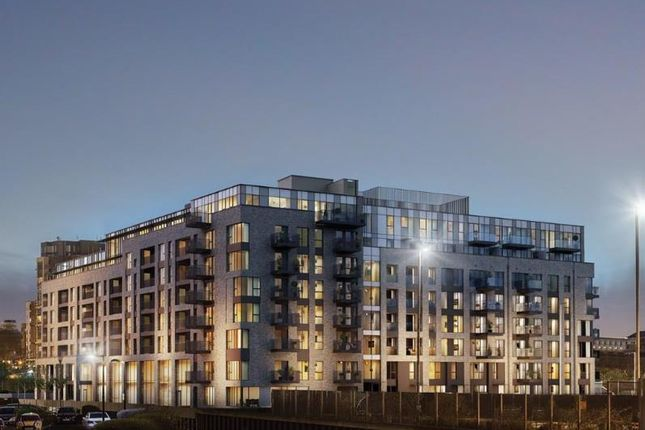 Thumbnail Flat for sale in Legacy Wharf, Cooks Road, Stratford