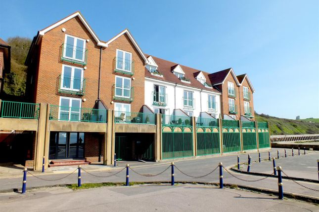 Thumbnail Flat for sale in The Stade, Folkestone