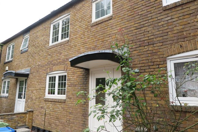 Thumbnail Terraced house to rent in Russia Dock Road, London