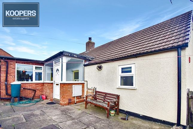Thumbnail Detached bungalow for sale in Brookhill Lane, Pinxton, Nottingham