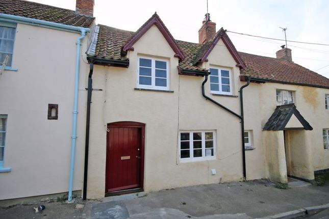 Thumbnail Terraced house to rent in St. Andrews Road, Stogursey, Bridgwater