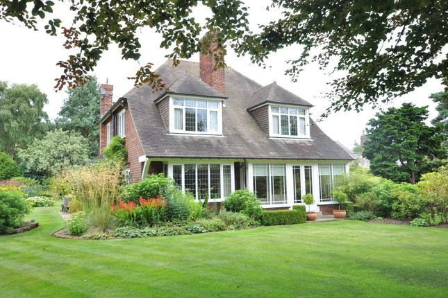 Thumbnail Detached house for sale in Dawstone Road, Heswall, Wirral