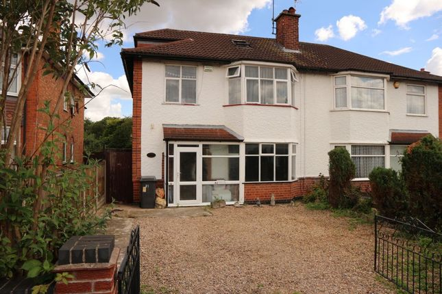 Thumbnail Semi-detached house for sale in Stanley Drive, Humberstone