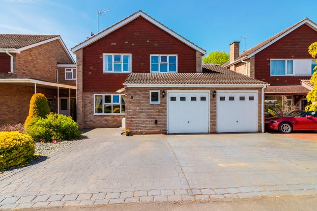 Thumbnail Detached house for sale in Brookside Avenue, Wellesbourne, Warwick