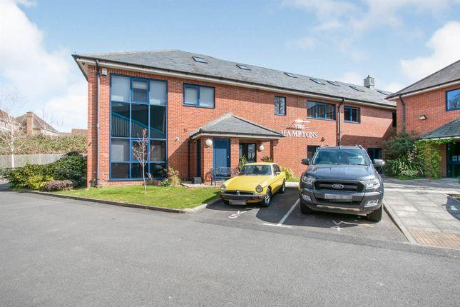 Thumbnail Flat for sale in Ashford Road, Sandleheath, Fordingbridge