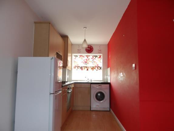 Kitchen of Cygnet Gardens, St Helens, Merseyside, Uk WA9
