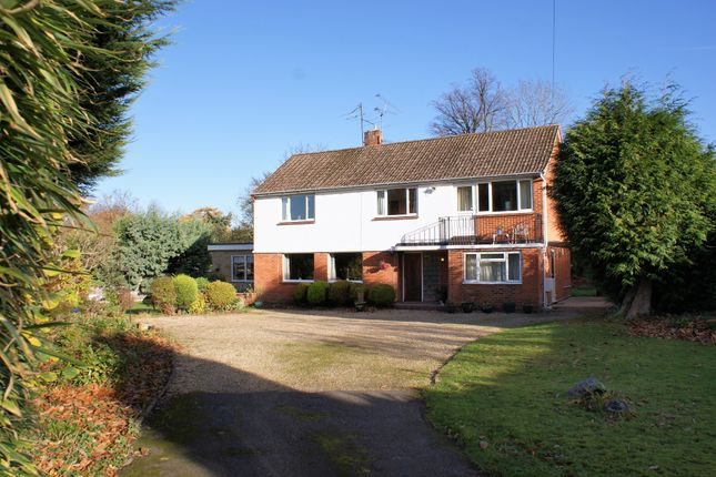 Thumbnail Detached house for sale in Heathside Road, South Woking, Surrey