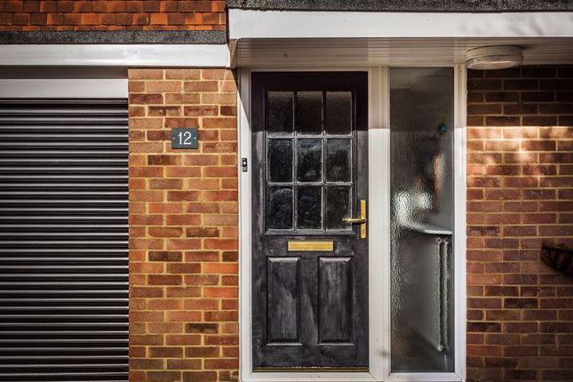 Front Door of The Cedars, Reigate RH2