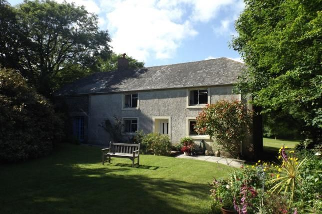 Equestrian Property For Sale In Helston Cornwall