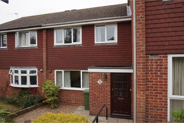 Thumbnail Semi-detached house for sale in Wicks Road, Billingshurst