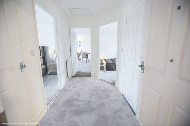 2 bedroom flat for sale in Le Marechal Avenue, Bursledon